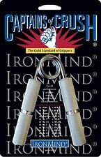 Ironmind Captains of Crush CoC grippers hand strength workout 60lb Guide model
