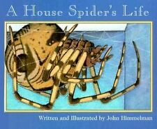 The House Spider's Life (Nature Upclose)-ExLibrary