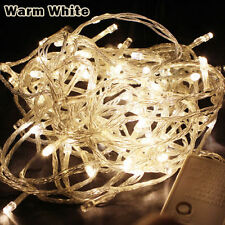 Hotsale 100/200 LED Fairy String Light Lamp Bulb Party Christmas Xmas Tree Decor