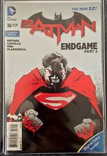 Batman #36 , Combo Pack , DC New 52 , Sealed , Unopened superman