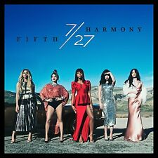 FIFTH HARMONY : 7 /27 (Deluxe Edition)  (CD) Sealed