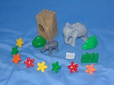 LEGO DUPLO ZOO ANIMALS BUNDLE PLAY SET. PRESCHOOL TOYS. LOT D35