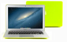 """Rubberized Matt Hard Case Cover for Macbook 12""""Pro AIR11""""13""""15+Silicone Key Gift"""