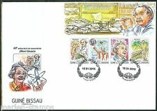 GUINEA BISSAU  2015 80th BIRTH ANNIVERSARY OF ELVIS PRESLEY SHT  FIRST DAY COVER