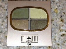 Milani  #04 EARTHLY DELIGHTS QUAD EYE SHADOW LONG WEAR - A $16.00 VALUE!!!