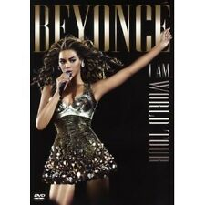 "BEYONCE ""I AM WORLD TOUR"" DVD NEU"