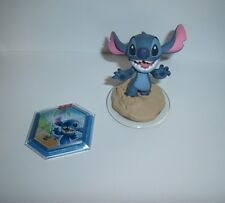 DISNEY INFINITY 2.0 Originals Stitch Tropical Rescue Disc & Figure Character New