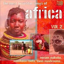 Vol. 2-Most Beautiful Songs of Africa, New Music