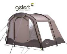 BEEN OUT OF BAG Gelert Ottawa 6 tent front enclosed porch - TEN339 (Chestnut)