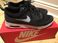 Women's Nike air max thea trainers Shoes black Size 5