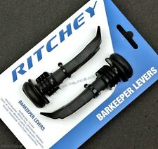 Ritchey BarKeeper Tire Levers Flat Repair Road Bike Drop Bar End Plug - Set of 2