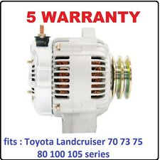 Alternator for Toyota Landcruiser HZJ70 73 75 80 105 1HZ 1PZ 1HD-T Diesel 110A