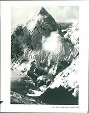 1975 Mt. Pumori in The Himalayas Original News Service Photo
