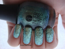 NEW FingerPaints Nail Color UNDERWATER ENCHANTRESS - Finger Paints polish GREEN
