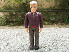 "Fisher Price Loving Family Dollhouse 5"" Figure Grandpa Caucasian No Accessory"