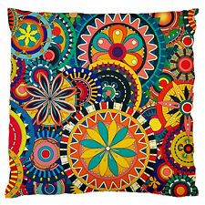 Multi Moroccan Print Home Decor LARGE SIZE Cushion Case Soft Feel Cover