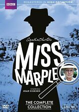 Miss Marple: The Complete Collection (DVD, 2015, 9-Disc Set)