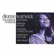 (NEW) The Essence of Dionne Warwick (CD, Sep-2002, BMG Special Products)
