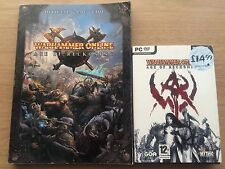 Warhammer Online: Age of Reckoning + Official Game Guide Manual (PC: , 2004)