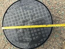 Underground Drainage 320mm Inspection Chamber cover Round Manhole Drain Cover