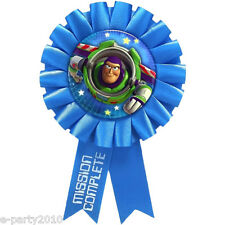 TOY STORY Game Time GUEST OF HONOR RIBBON ~ Birthday Party Supplies Favors Cloth