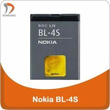 NOKIA BL-4S Originale Batterie Battery Batterij 7020 X3 Touch and Type