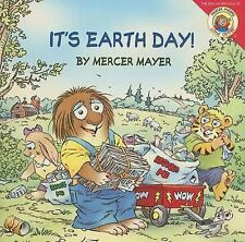 Little Critter: It's Earth Day! by Mercer Mayer (2008, Hardcover, Prebound)