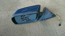 BMW E46 3 SERIES SALOON AND TOURER TOPAZ BLUE 364 N/S WING MIRROR COMPLETE