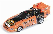 Autoworld NHRA Rel 9 Tap It Todd Lesenko Funny Car HO Slot Car Run On Tomy AFX