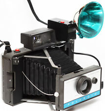 Polaroid Flash Model 268 For Instant Film Pack Land Camera Fully Operational