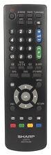 Remote Control For Sharp Aquos LCD TV GA608WJSA 608WJSA RMMCGA608WJSA