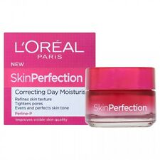 L'OREAL SKIN PERFECTION CORRECTING DAY MOISTURISER FACE CREAM 50ML - RRP £14.99