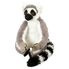 "12"" Ring Tailed Lemur Soft Toy - Wild Republic 12"" Ck Kids Monkey Animal Plush"