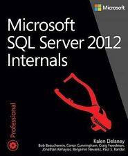 MICROSOFT SQL SERVER 2012 INTERNALS - NEW PAPERBACK BOOK