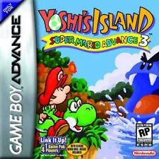 Yoshi's Island Super Mario Advance 3 - Game Boy Advance