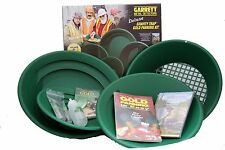 Gravity Trap Deluxe Gold Panning Kit by Garrett Metal Detectors