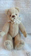 """Gorgeous OOAK artist mohair bear by Barbara Whisnant of Barbear & Friends 8"""""""