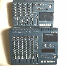 Tascam 4-track Cassette Recorder LOT - 424MKIII & 414 MKII - AS IS PLEASE READ!