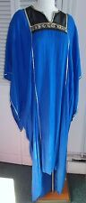 VINTAGE CUSTOM MADE MEDIEVAL WIZARD ROBE NEW FREE PRIORITY FOR HALLOWEEN