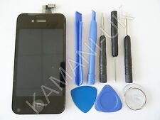 GENUINE OEM HIGH QUALITY LCD DIGITIZER SCREEN REPLACEMENT FOR IPHONE 4S BLACK