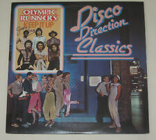 "OLYMPIC RUNNERS EP 12"" KEEP IT UP MINT 1977 DDC004"