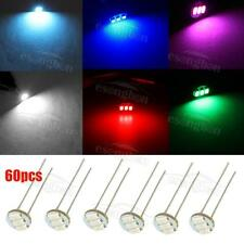 60x White Green Blue Pink Mini Soldering Lamps Gauge Cluster Lights for Cadillac