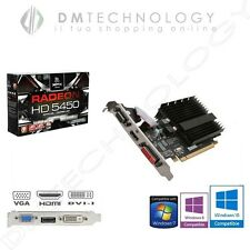 SCHEDA VIDEO 1GB DDR3 HD5450 1GB passivo hdmi vga dvi PCI-E 2.1 HD-545X-ZCH2