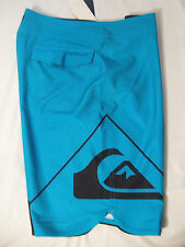 Quiksilver New Wave Men's Board Shorts NWT 31 Blue/Black