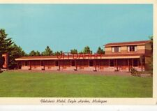 1968 FLETCHER'S MOTEL & FINE FOODS Gordon & Rose Fletcher EAGLE HARBOR, MI
