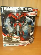 HASBRO: TRANSFORMERS: DOTM: MECHTECH WEAPONS SYSTEM, CANNON FORCE IRONHIDE!!!