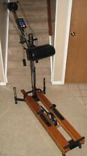 EUC-NORDICTRACK/ NORDIC TRACK PRO SKIER/ SKI MACHINE~EXERCISE~W/Monitor~SHIPS!!