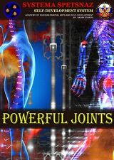 SELF DEFENSE TRAINING DVD: POWERFUL JOINTS (Systema Russian Spetsnaz V. Starov)