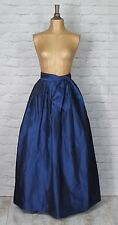 Vintage 80s Skirt Dirndl Trachten Bavarian German Country Hippie Folk UK 8