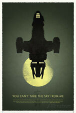 Firefly 10th Anniversary - You Can't Take the Sky from Me Poster - 27x40